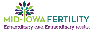 Mid Iowa Fertility Retina Logo